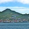 Iles des Saintes, Guadeloupe, French West Indies. Perhaps our favorite island of the entire cruise.