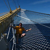 The Royal Clipper has a really cool hammock off the bowsprit where you can watch the waves beneath you. Fun!