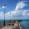 Barbados - Prier needing repair