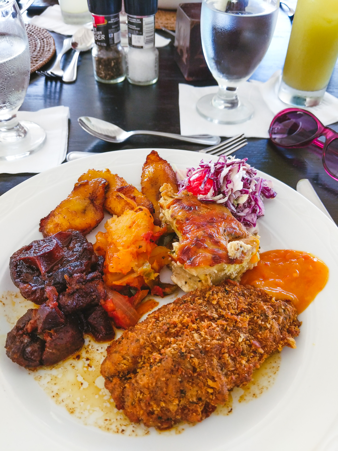 The best Barbados restaurants include Atlantis Hotel which has a killer Sunday brunch with live music.
