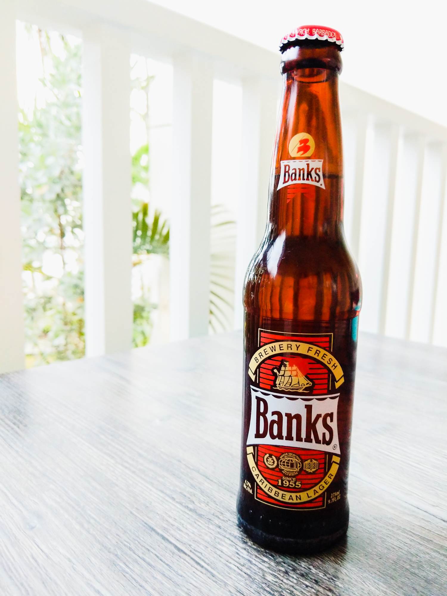 Banks beer is just one Barbadian food to eat or drink, discover the other 22 things to eat in Barbados.