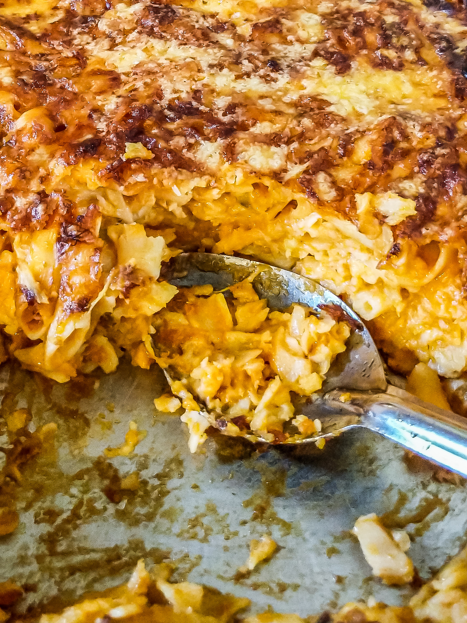 Macaroni pie is just one Barbadian food you must try, check out the other 22 Bajan foods to try in Barbados.