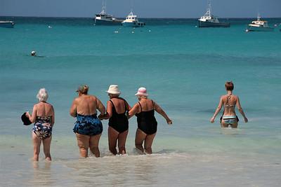 Beach Babes, Oistins, Barbados