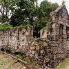 Ruins of Historic Home at Codrington College, Barbados