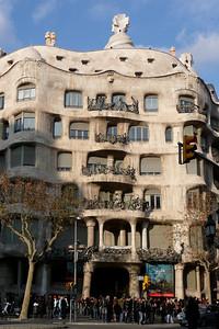 Casa Milà ¨La Pedrera¨