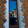 Another window with colorful tile