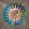 Ceiling mosaic