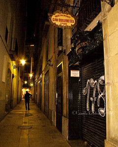 The oldest restaurant in Barcelona