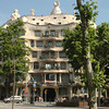 We toured the Casa Mila by Gaudi - an apartment building.