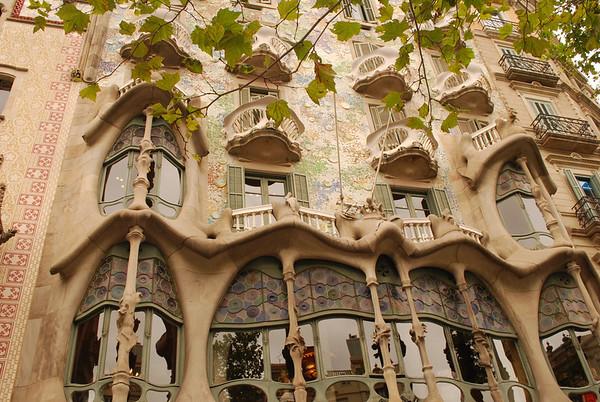 Casa Batillo - Gaudi