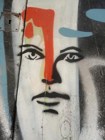 Graffiti in Barri Gotic