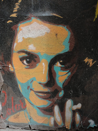Graffiti Carre Taller