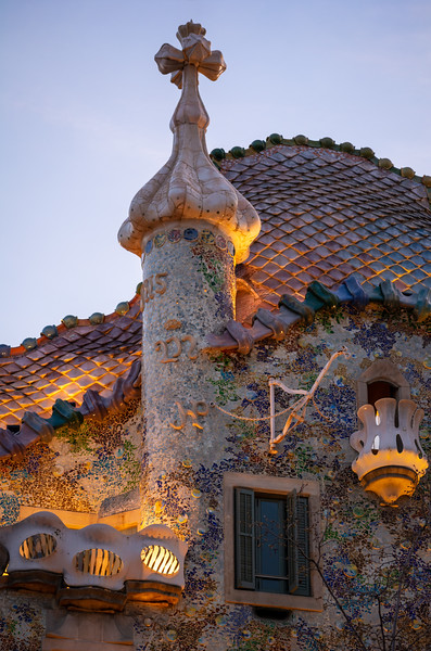 Casa Batllò , Barcelona