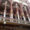 Exterior of the Palau de la Musica