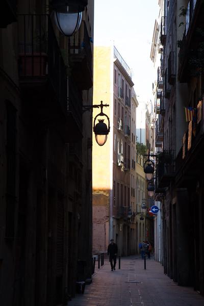 Gothic Quarter carrer