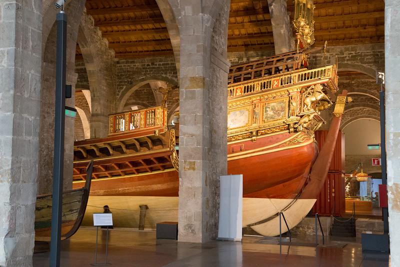 Drassanes, maritime museum
