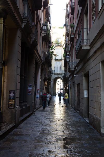 Gothic Quarter carrer-4