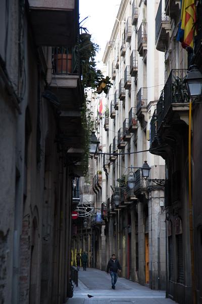 Gothic Quarter carrer-11