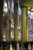 La Sagrada Familia interior-9