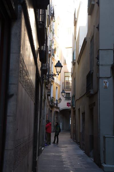 Gothic Quarter carrer-8