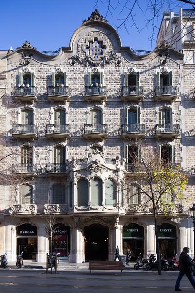 Passeig de Gràcia, Barcelona-2-3