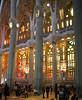 La Sagrada Familia interior-3