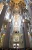 La Sagrada Familia interior-4