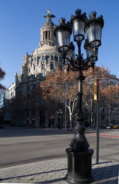 Passeig de Gràcia, Barcelona-2