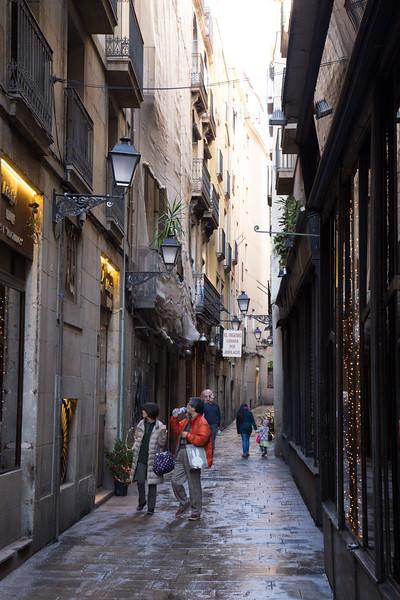 Gothic Quarter carrer-7