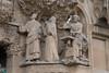 La Sagrada Familia Passion Facade-3