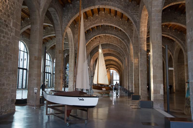 Drassanes, maritime museum-2