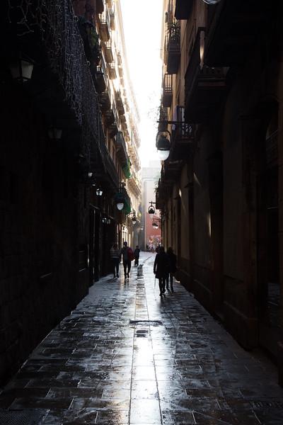 Gothic Quarter carrer-5
