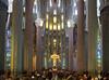 La Sagrada Familia interior-11