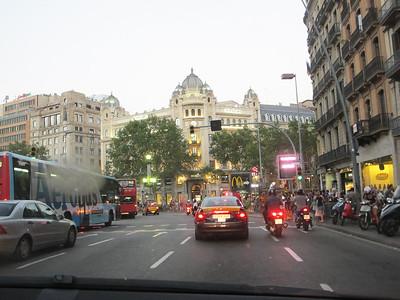 Barcelona- August 2012