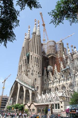 Barcelona - Day 2 - 6/7/2012