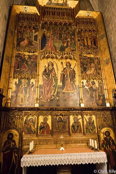 Metropolitan Cathedral Basilica of Barcelona