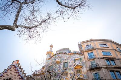 Casa Batllo, Barcelona