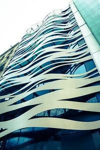 Facade by Toyo Ito, Barcelona, 2017