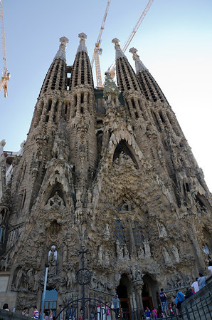 Barcelona, Spain 2012