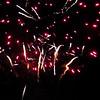 La Mercè's closing fireworks