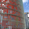 At base of Torre Agbar