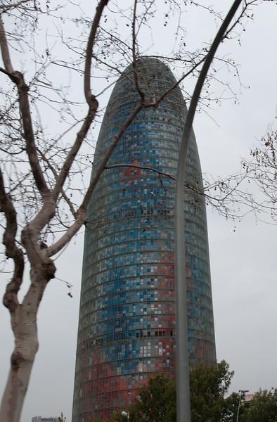 Barcelona, Feb 2013