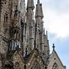 La Sagrada Familia - Facade