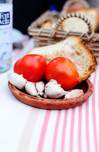 Barcelona Bread Basket