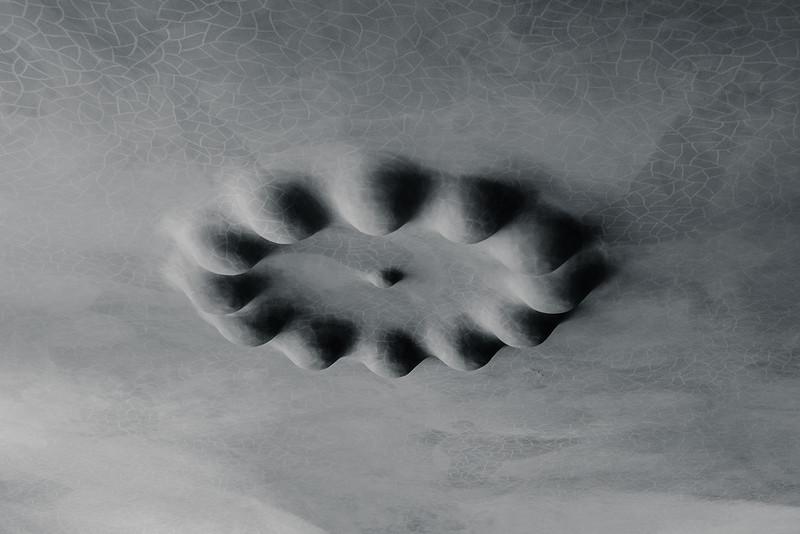 Casa Batllo - Ceiling Detail