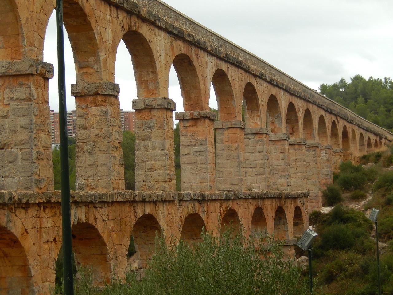 Aqueducts in Tarragona