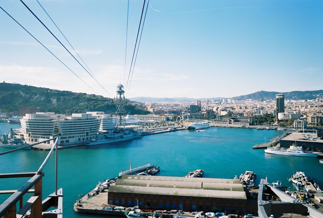 Port cable car