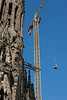 Gaudi'sSagrada Familia - still working