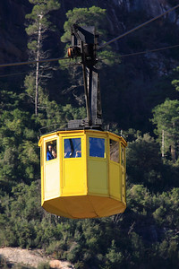 100 Year old cable car