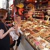 Boqueria Market i Barcelona er heil utruligt med eit utvalg ein berre kan drøyma om..